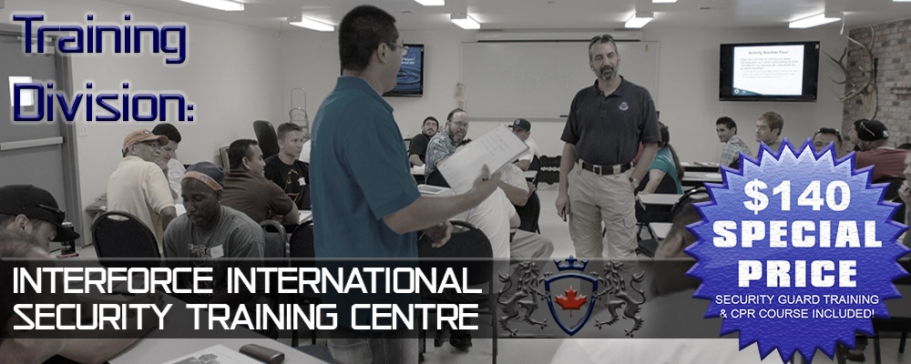 First Aid Cpr Training Courses Interforce International