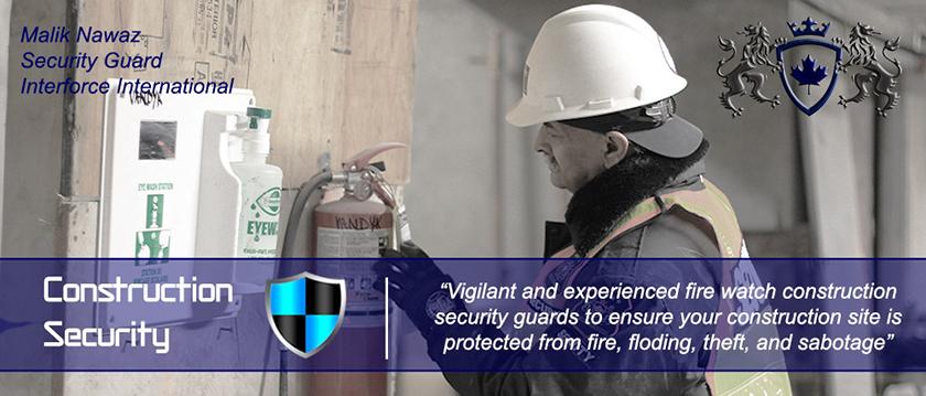 Construction Security Malik