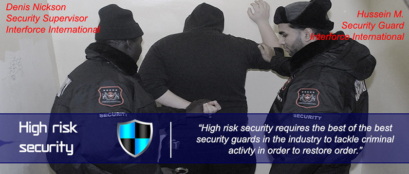 High Risk Security